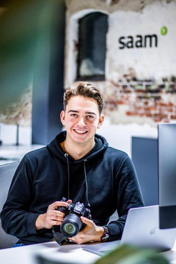 Saam' Marketing & Development - Alex